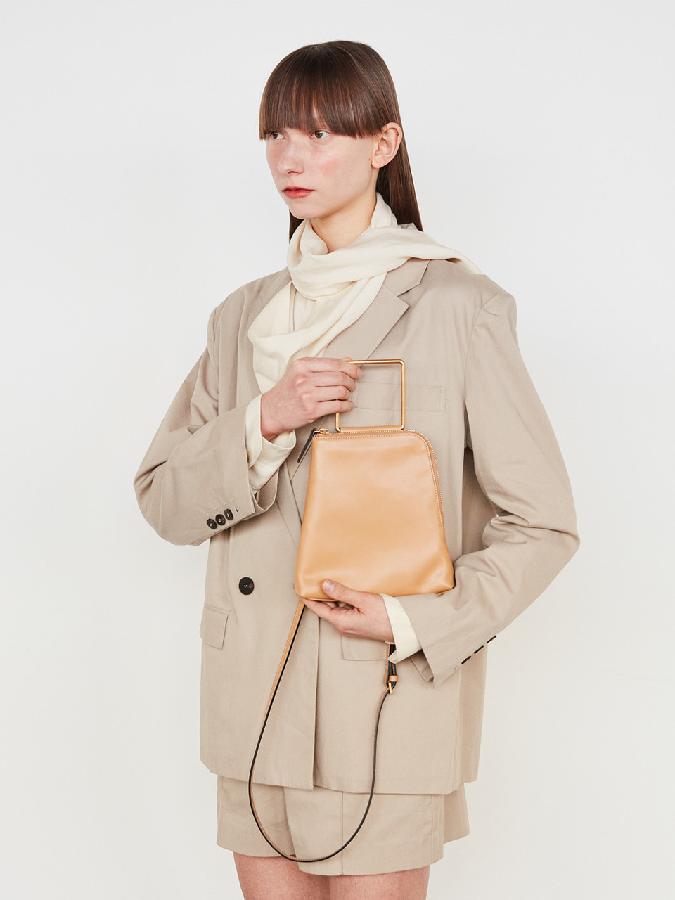 [노필터TV 추천][20SS] BREEZE HANDLE_camel plain