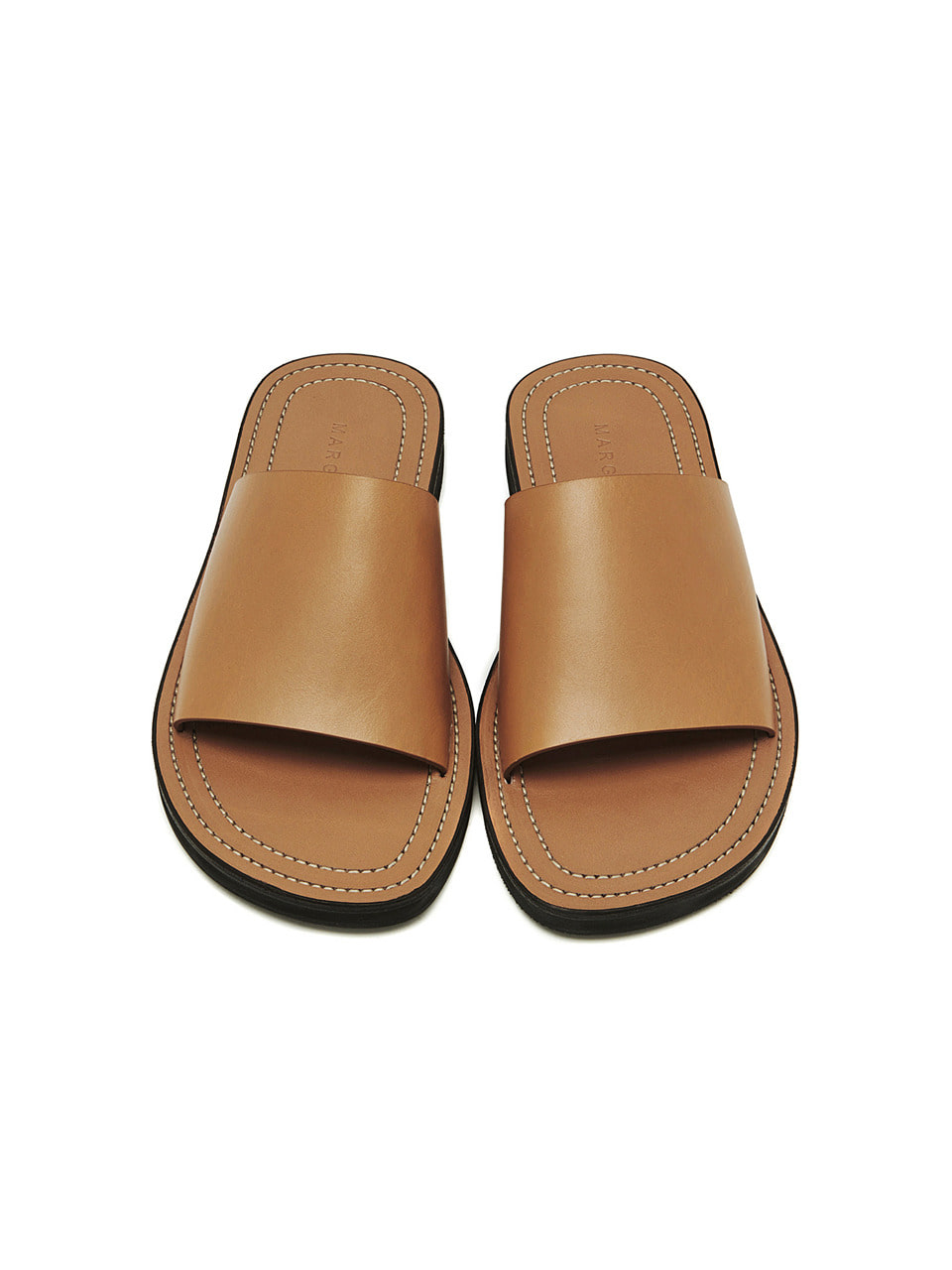 [20FW프리오더][3차오픈] LEATHER CLASSIC SANDAL_2colors