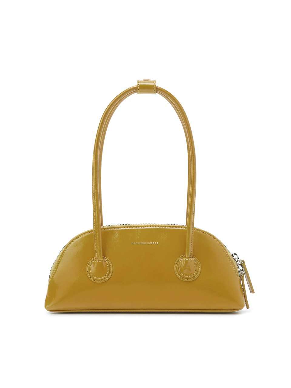 [21SS] BESSETTE SHOULDER_yellow crinkle