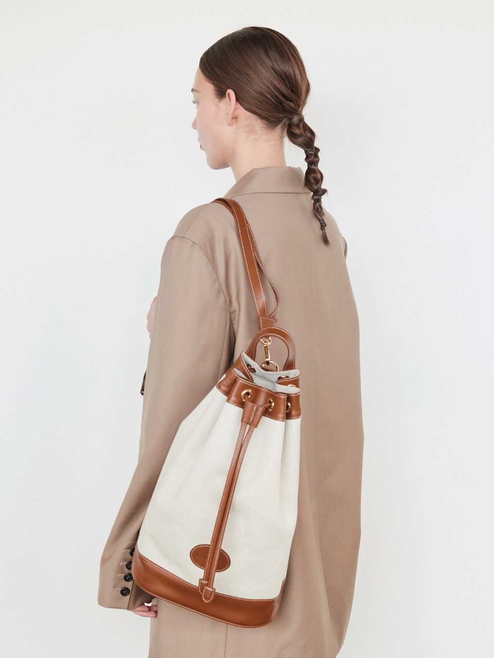 [PRE-OPEN]JOY BACKPACK_brown