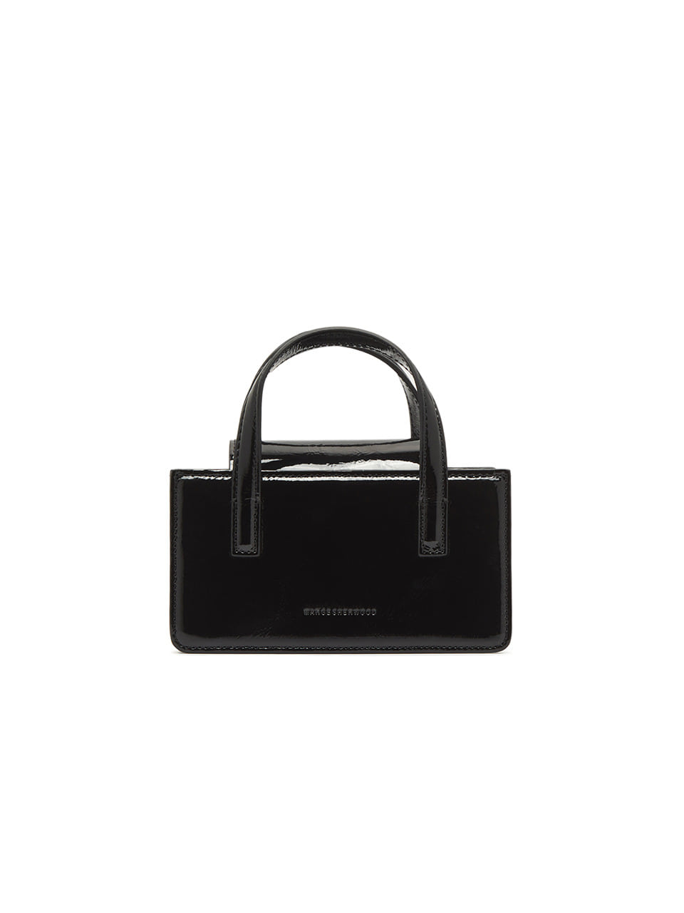 [20SS] GRANDMA MINI_patent black